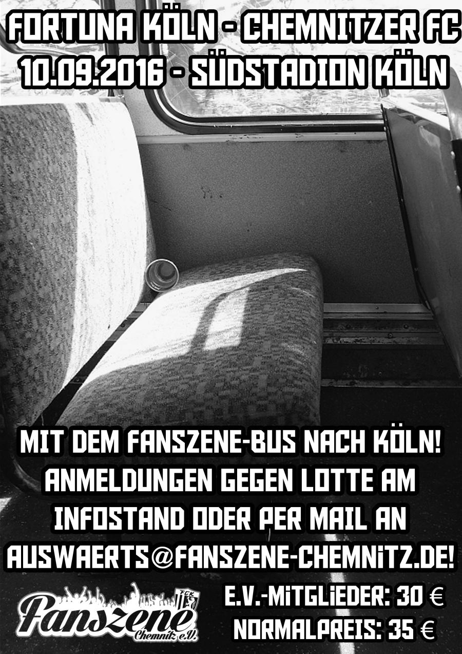 Flyer Köln