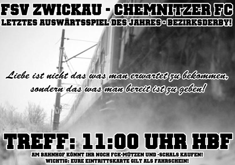 Flyer Zwickau zug