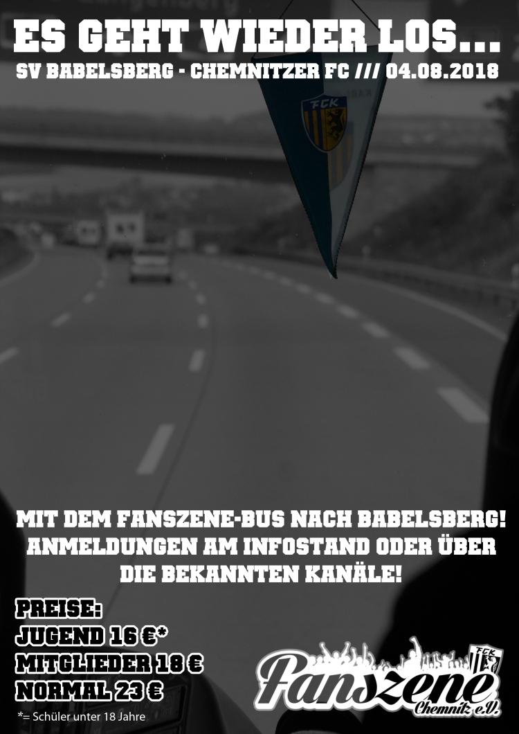Bus Babelsberg